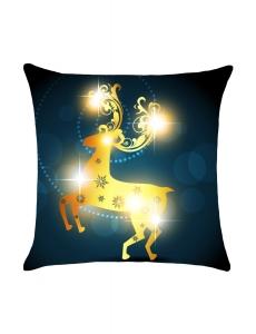 クリスマス エルク 枕カバー cc0636-7