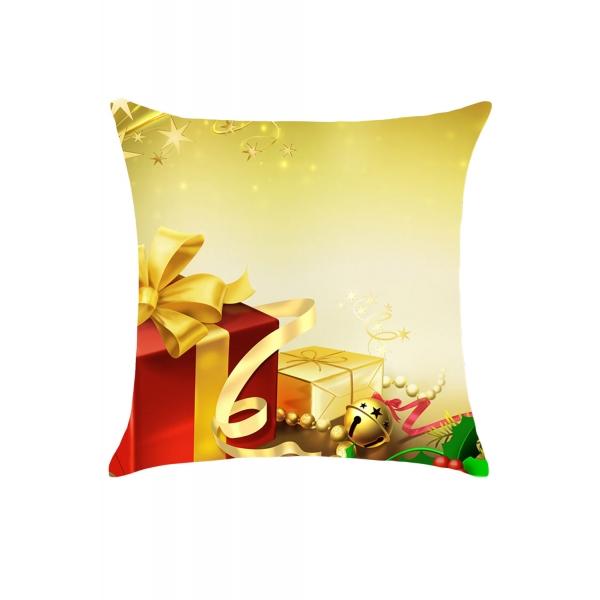 クリスマス ギフト リネン 枕カバー cc0649-7