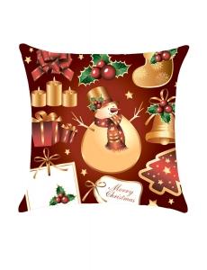 クリスマス装飾 枕カバー cc0654-3
