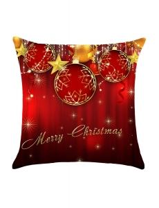 クリスマス 星柄 枕カバー cc0659-3