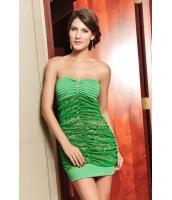 【即納】ミニワンピース | ミニドレス | セクシードレス | パーティドレス | チューブトップドレスグリーン-tk-cc2586-1-gr-l-628【カラー:グリーン】【サイズ:L】