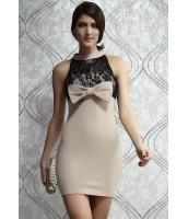 【即納】ミニワンピース ミニドレス セクシードレス パーティドレス アプリコットレース tk-cc2910-f-gz【カラー:画像】【サイズ:フリー】