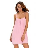 ピンク ビンテージ セクシー ビーチ サンドレス cc42017-10