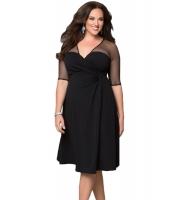 大きいサイズ シュガー & スパイス ドレス cc60671