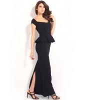 ドロップショルダーナイトドレス-cc6244