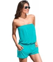 夏 ファッション ノーストラップ ロンパース cc64142-4