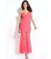 フィッシュテイルナイトドレス-cc6509