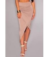 【即納】モカドレープスカート tk-cc71133-1-f-pk【カラー:ピンク】【サイズ:フリー】