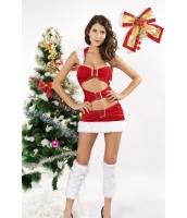 【即納】クリスマス | サンタ | コスチューム | コスプレ | お祭り バックル ドレス-cc7153 tk-cc7153-f【カラー:画像参照】【サイズ:フリー】