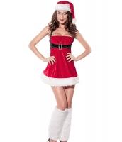 クリスマス サンタ コスチューム コスプレ サンタの羨望 クリスマス コスチューム コスプレ-cc7162