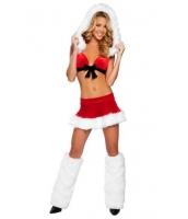 サンタ スイートハート クリスマス コスチューム cc7163
