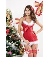 クリスマス サンタ コスチューム コスプレ 蝶々いっぱいサンタガール-cc7199