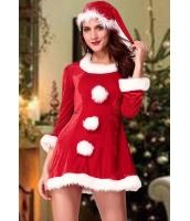 クリスマス サンタ コスチューム コスプレ 3点セットcc7232