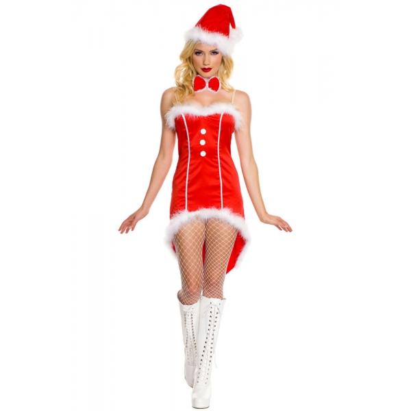 クリスマス サンタ コスチューム コスプレ タキシード3点セットcc7239