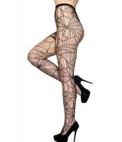 シンプル セクシー 抽象 スパイダー ネット ファッション 網 タイト cc79904-2
