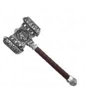 マイティソー 雷神 アベンジャーズ コスプレ小道具 おもちゃ兵器・武器 潰滅ハンマー qx10026-9