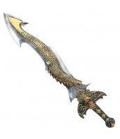 WoW ワールドオブウォークラフト コスプレ小道具 おもちゃ ドラゴン剣 武器・兵器 qx10026-14