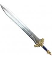 WoW ワールドオブウォークラフト コスプレ小道具 おもちゃ 国王剣 武器・兵器 qx10026-5