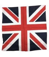 パイレーツ・オブ・カリビアン コスプレ小道具 ヘアバンド 海賊頭巾 英国旗 qx10009-11