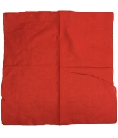 パイレーツ・オブ・カリビアン コスプレ小道具 ヘアバンド 海賊頭巾 レッド qx10009-18