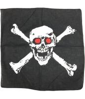 パイレーツ・オブ・カリビアン コスプレ小道具 ヘアバンド 海賊頭巾 qx10009-3
