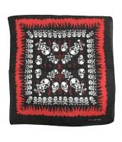 パイレーツ・オブ・カリビアン コスプレ小道具 ヘアバンド 海賊頭巾 qx10009-6