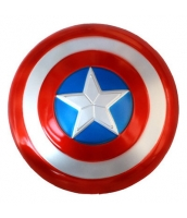 キャプテン・アメリカ/スティーブ・ロジャース アベンジャーズ おもちゃ兵器・武器 盾 qx10043-11