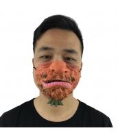 猪八戒 西遊記 コスプレ小道具 お笑いマスク パイナップル qx10012-12