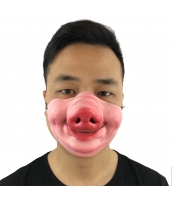 猪八戒 西遊記 コスプレ小道具 お笑いマスク 豚鼻 qx10012-2
