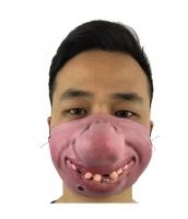 猪八戒 西遊記 コスプレ小道具 お笑いマスク おバカ qx10012-4