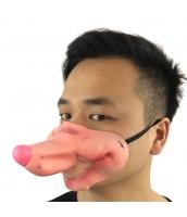 猪八戒 西遊記 コスプレ小道具 お笑いマスク ミキーマウス qx10012-5