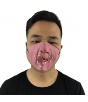 猪八戒 西遊記 コスプレ小道具 お笑いマスク 美味しい口 qx10012-8