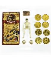 パイレーツ・オブ・カリビアン コスプレ小道具 海賊道具 ゴールディンコイン qx10015-21