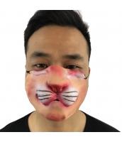 猪八戒 西遊記 コスプレ小道具 お笑いマスク 猫 qx10016-17