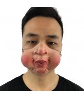 猪八戒 西遊記 コスプレ小道具 お笑いマスク 我慢 qx10016-2