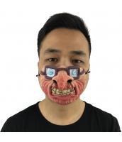 猪八戒 西遊記 コスプレ小道具 お笑いマスク 鼻毛 qx10016-4