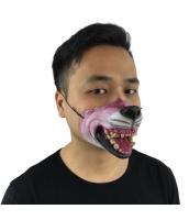 猪八戒 西遊記 コスプレ小道具 お笑いマスク 狼 qx10016-9