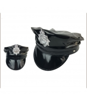 コスプレ小道具 警察帽子 qx10018-5