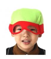 ティーンエイジ・ミュータント・ニンジャ・タートルズ コスプレ小道具 フードマスク 子供用 qx10021-16