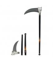 コスプレ小道具 おもちゃ兵器・武器 鎌 武器・兵器 qx10023-6