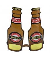 コスプレ小道具 アイマスク ビール瓶メガネマスク パーティマスク アイマスク qx10027-22