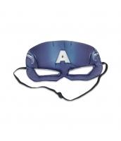 キャプテン・アメリカ/スティーブ・ロジャース アベンジャーズ アイマスク 子供用 qx10036-5