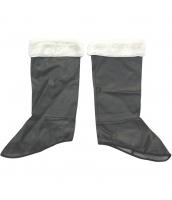 クリスマス コスプレ小道具 ブーツカバー qx10040-12