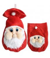 クリスマス コスプレ小道具 サンタクロース プレゼント袋 qx10040-9