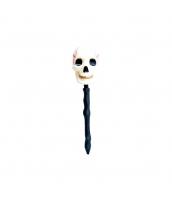 コスプレ小道具 髑髏杖 48cm おもちゃ兵器・武器 qx10053-12