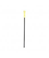 コスプレ小道具 ゴールデンヘッド杖 100cm おもちゃ兵器・武器 プラスチック qx10053-13