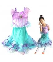 コスチューム マーメイド ドレス 7-9歳児 qx10054-11