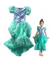コスチューム マーメイド ドレス 7-10歳児 qx10054-13
