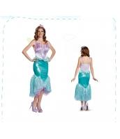 コスチューム マーメイド ドレス qx10054-15
