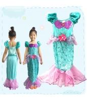 コスチューム マーメイド ドレス 7-9歳児 qx10054-6